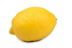 Ripe lemon isolated Royalty Free Stock Image