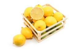 Ripe lemon Royalty Free Stock Photography