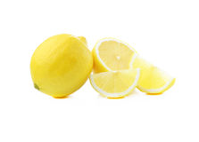 Ripe lemons Royalty Free Stock Image