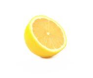 Ripe lemons Stock Photo