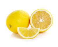 Ripe lemons Royalty Free Stock Images