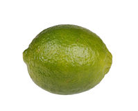 Ripe lime Royalty Free Stock Image
