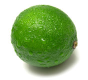 Ripe lime 3 Stock Images