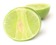 Ripe lime Royalty Free Stock Images