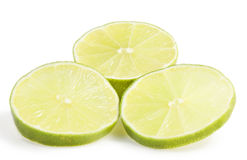 Ripe lime green Stock Image