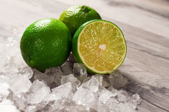 Ripe lime Royalty Free Stock Photography