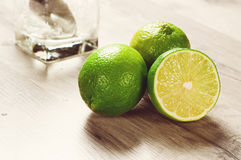 Ripe lime Royalty Free Stock Photo