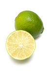 Ripe Limes Stock Image