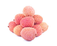 Ripe Litchi Stock Photos