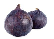Ripe luscious purple figs Royalty Free Stock Image