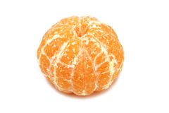 Ripe mandarin orange Stock Photos