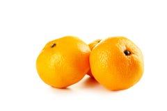 Ripe mandarins Royalty Free Stock Photography