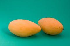 Ripe mango Stock Image
