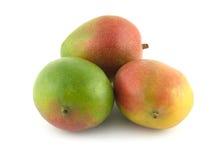 Ripe mango  closeup Royalty Free Stock Photography