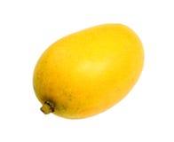 Ripe Mango. Over white background Royalty Free Stock Images