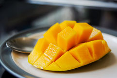 Ripe mango Royalty Free Stock Photo