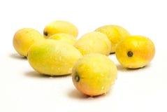 Ripe mangoes Stock Photo