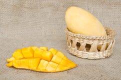 Ripe mangos Royalty Free Stock Image