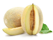 Ripe melon Royalty Free Stock Image