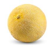 Ripe melon isolated on white background Royalty Free Stock Photo