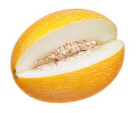 Ripe melon Stock Photos