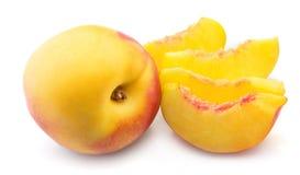 Ripe nectarine Royalty Free Stock Images