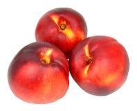 Ripe Nectarine Fruits Royalty Free Stock Photo