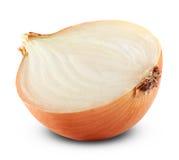 Ripe onion Stock Image