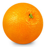 Ripe orange Royalty Free Stock Images