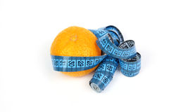 Ripe orange Royalty Free Stock Image