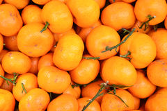 Ripe orange Royalty Free Stock Photography