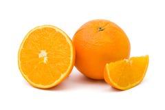 Ripe orange fruits Royalty Free Stock Images