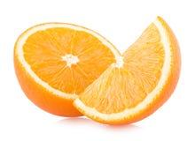 Ripe orange slices Royalty Free Stock Photography