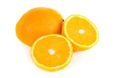 Ripe oranges Stock Photo