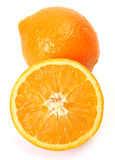 Ripe oranges for a healthy feed Royalty Free Stock Photography