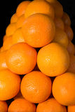 Ripe oranges Stock Photography
