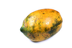 Ripe papaya Stock Image