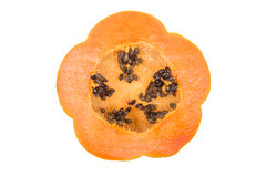 Ripe papaya Royalty Free Stock Photos