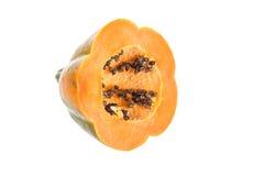 Ripe papaya Stock Photos
