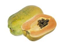 Ripe papaya Stock Photography