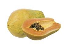 Ripe papaya Royalty Free Stock Photos