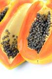 Ripe papaya. Stock Photos