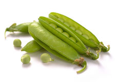 Ripe pea vegetable Royalty Free Stock Photo