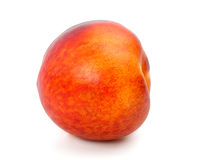 Ripe peach Stock Photo