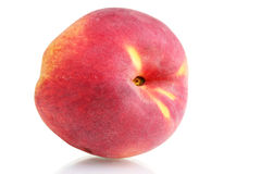 Ripe peach Royalty Free Stock Image