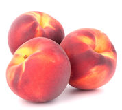 Ripe peach fruit Royalty Free Stock Photo