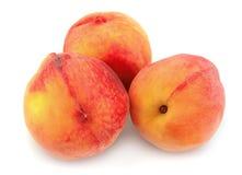 Ripe peaches Stock Photography