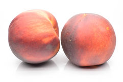 Ripe peaches Royalty Free Stock Image