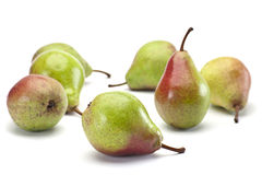 Ripe pear Stock Photo