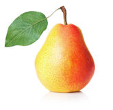 Ripe pear Stock Image